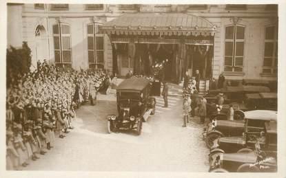 """CPA MILITAIRE  """"Funérailles  du Maréchal FOCH, 1929"""""""