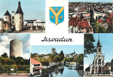 "/ CPSM FRANCE 36 ""Issoudun"""