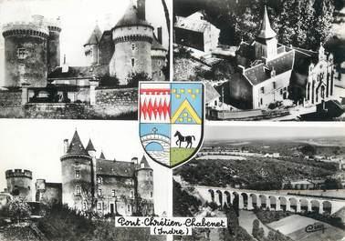 """/ CPSM FRANCE 36 """"Pont Chrétien Chabenet"""""""