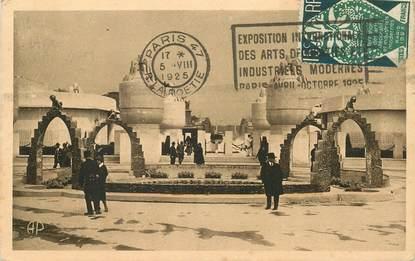 """CPA CARTE  MAXIMUM """"Exposition international des Arts décoratifs"""""""