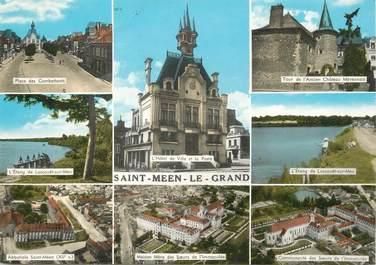 """/ CPSM FRANCE 35 """"Saint Méen Le Grand"""""""