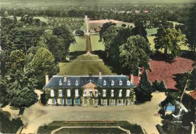 """/ CPSM FRANCE 35 """"Saint Ouen la Rouerie, château de la Rouerie"""""""