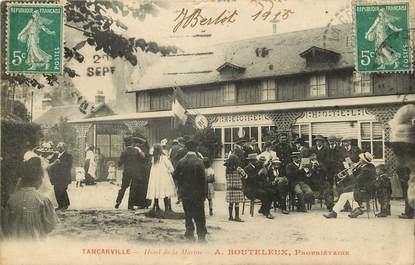 "CPA FRANCE 76 ""Tancarville, Hotel de la Marine"""