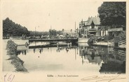 "59 Nord / CPA FRANCE 59 ""Lille, pont de Lambersart"""