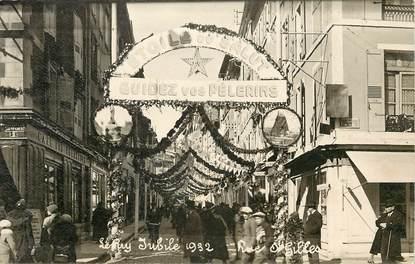 """CARTE PHOTO FRANCE 43 """"Le Puy, Jubilé 1932"""""""