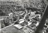 """45 Loiret / CPSM FRANCE 45 """"Malesherbes, vue aérienne, l'église"""""""