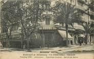 "83 Var CPA FRANCE 83 ""Toulon, Bld de Strasbourg, Modern'Hotel"""