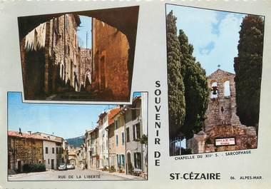 """/ CPSM FRANCE 06  """"Saint  Cézaire"""""""