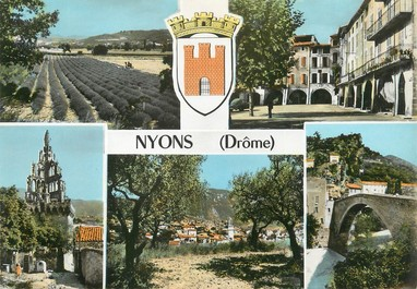 "/ CPSM FRANCE 26 "" Nyons """