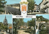 """26 DrÔme / CPSM FRANCE 26 """" Nyons """""""