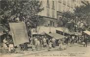 """83 Var CPA FRANCE 83 """"Toulon, Le Marché du Cours Lafayette"""""""