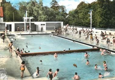 Cpsm france 77 coulommiers la piscine 77 seine et for Piscine et bain coulommiers