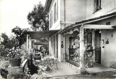 """/ CPSM FRANCE 06 """"Saint Jean Cap Ferrat, pension restaurant Bagatelles"""""""