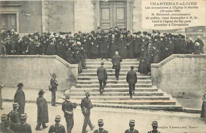 "CPA FRANCE 44 ""Chantenay sur Loire"""