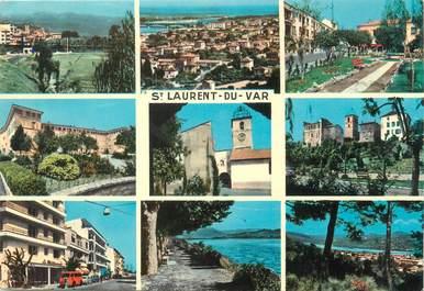 """/ CPSM FRANCE 06 """"Saint Laurent du  Var"""""""