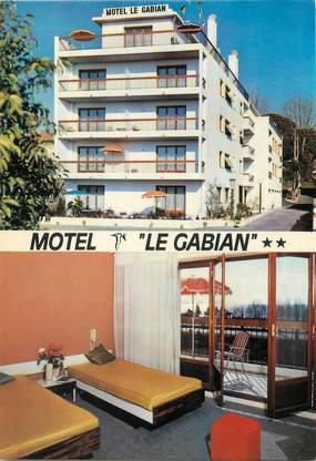 """/ CPSM FRANCE 06 """"Saint Laurent du Var, Motel Le Gabian"""""""