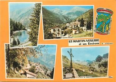 """/ CPSM FRANCE 06 """"Saint Martin Vésubie et ses environs"""""""
