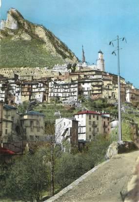 """/ CPSM FRANCE 06 """"Tende, un aspect de la vieille ville médiévale"""""""