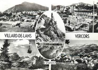 "/ CPSM FRANCE 38 ""Villard de Lans, Vercors"""