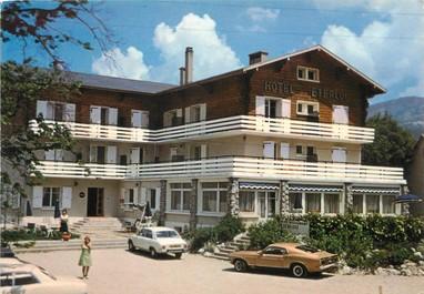 """/ CPSM FRANCE 38 """"Villard de Lans, hôtel Eterlou"""""""