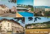 """38 Isere / CPSM FRANCE 38 """"La Tour du Pin"""""""