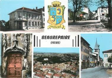 "/ CPSM FRANCE 38 ""Beaurepaire"""