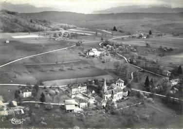 """/ CPSM FRANCE 38 """"Saint Sulpice des Rivoires, vue panoramique aérienne"""""""