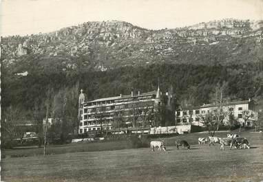 """/ CPSM FRANCE 06 """"Bas Thorenc, la Sanatorium au pied du Signal de Bleyne"""""""