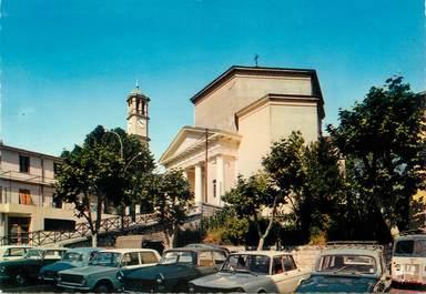 """/ CPSM FRANCE 06 """"La Trinité, l'église"""""""
