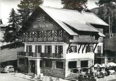 """/ CPSM FRANCE 06 """"Valberg, le chalet Suisse, hôtel restaurant"""""""