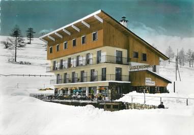 """/ CPSM FRANCE 06 """"Valberg, hôtel restaurant la Clé des Champs"""""""
