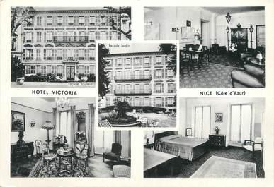 """/ CPSM FRANCE 06 """"Nice, hôtel Victoria"""""""