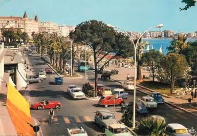 """/ CPSM FRANCE 06 """"Cannes, la Croisette"""""""