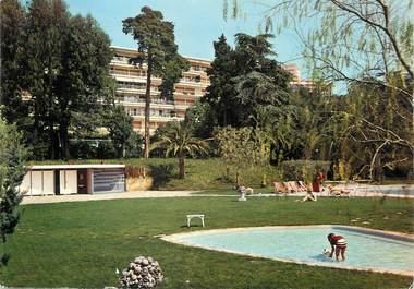 "/ CPSM FRANCE 06 ""Cannes, résidence Champfleuri"""