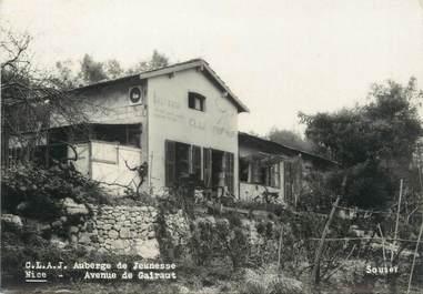 "/ CPSM FRANCE 06 ""Nice, auberge de Jeunesse, av Gairaut"""