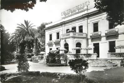"/ CPSM FRANCE 06 ""Nice, hôtel Château Ferber"""