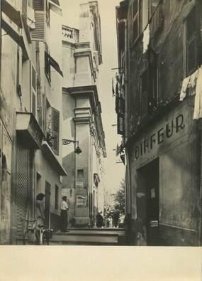 """/ CPSM FRANCE 06 """"Vieux Nice"""" / DOS NON CP"""