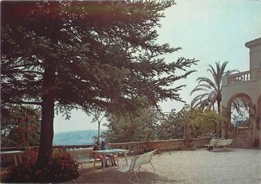 "/ CPSM FRANCE 06 ""Nice, Bello Sguardo, la terrasse"""