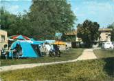 """38 Isere / CPSM FRANCE 38 """"Allevard les Bains"""" / CAMPING"""