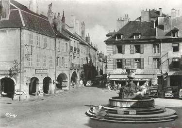"""/ CPSM FRANCE 39 """"Arbois, la place"""""""