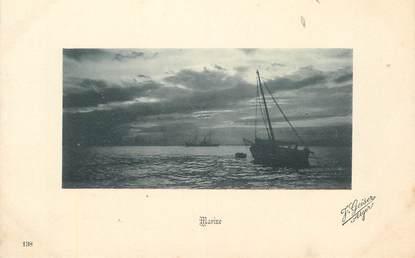"""CPA ALGERIE """"Alger, Marine"""" / Ed. GEISER"""