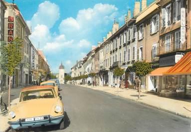 """/ CPSM FRANCE 39 """"Champagnole, av de la République"""""""