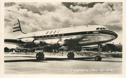 CPA AVIATION / Handley Page Hermes