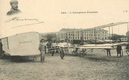 CPA AVIATION / l'aéroplane  Farman