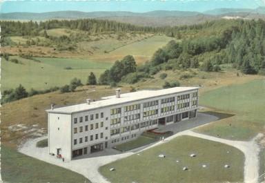 """/ CPSM FRANCE 39 """"Saint Laurent du Jura, colonie école de neige"""""""