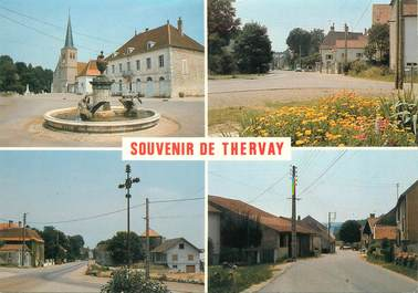 """/ CPSM FRANCE 39 """"Thervay"""""""