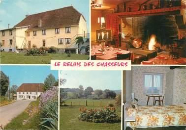 """/ CPSM FRANCE 39 """"La Vieille Loye, hôtel restaurant Le relais des chasseurs"""""""