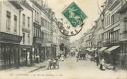 """27 Eure / CPA FRANCE 27 """"Louviers, la rue du Neubourg"""""""