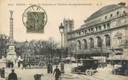 """75 Pari / CPA FRANCE 75001 """"Paris, place du Châtelet et Théâtre"""""""