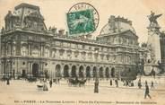 """75 Pari / CPA FRANCE 75001 """"Paris, le nouveau Louvre, place du Carroussel"""""""